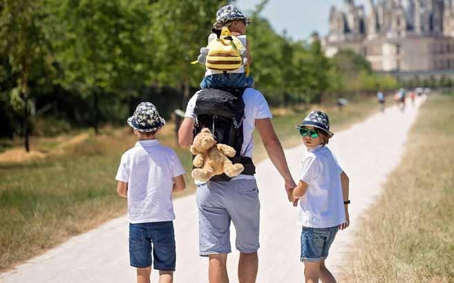 Une journée en famille aux alentours d'Angers, sur le thème des grandes explorations