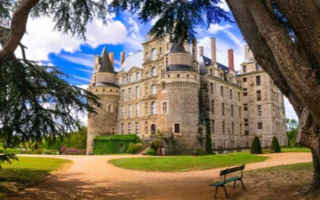 Une journée aux alentours d'Angers, au fil des châteaux